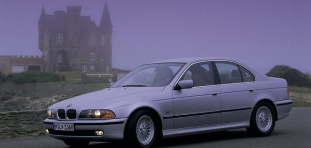 BMW 520i E39 150 KM