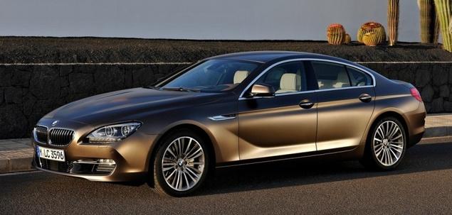 BMW 640i GranCoupe F14 320 KM