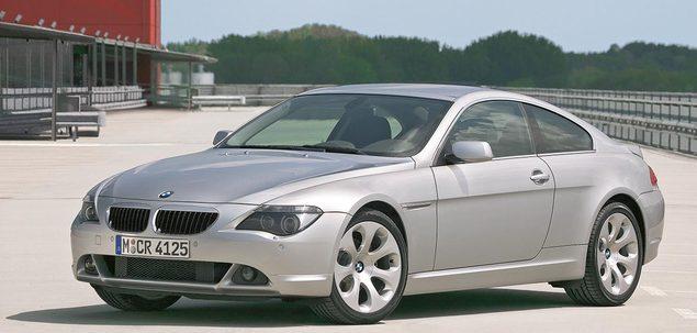 BMW 645i E64 333 KM