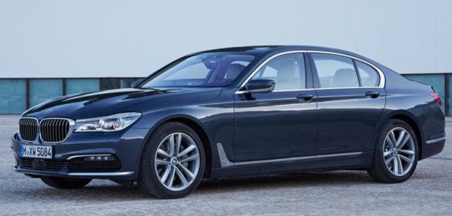BMW 750i G11 450 KM