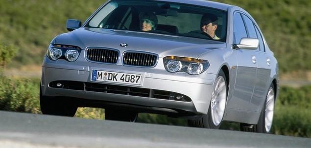BMW 730i E65 231 KM