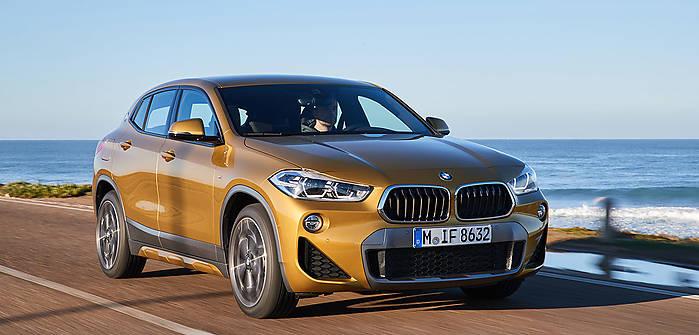 BMW X2 F39 20d 190 KM