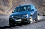 BMW X3 E83 20td 150 KM