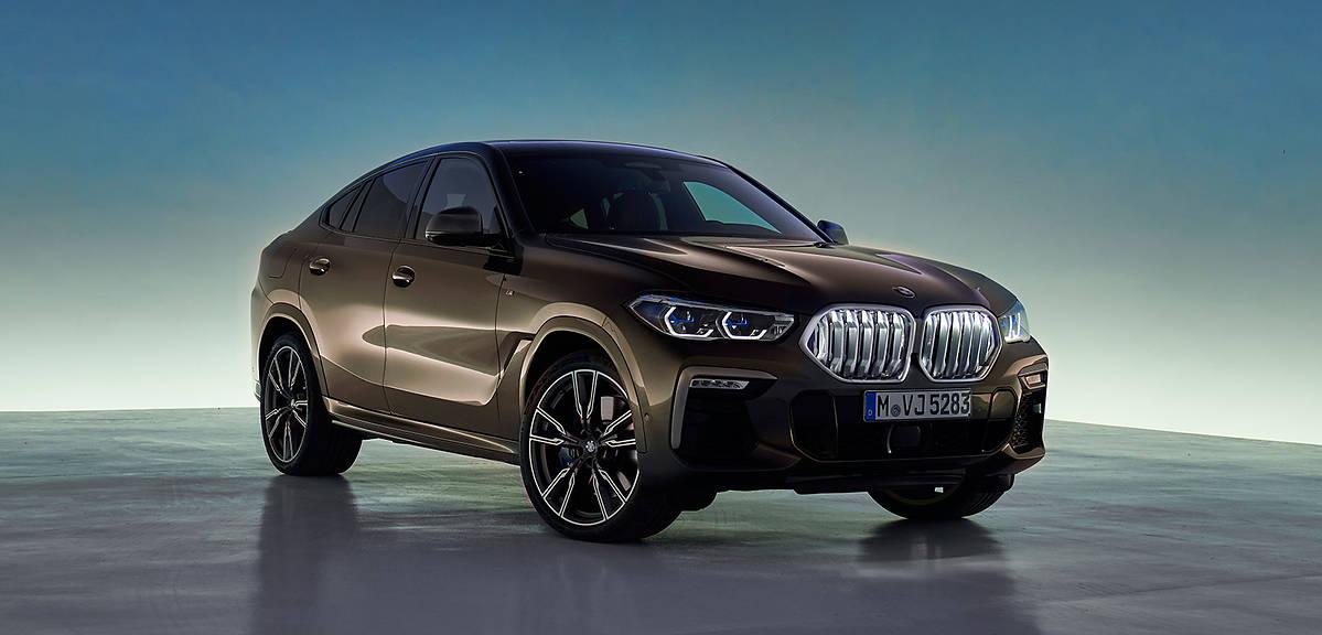 BMW X6 G06 M50i 530 KM