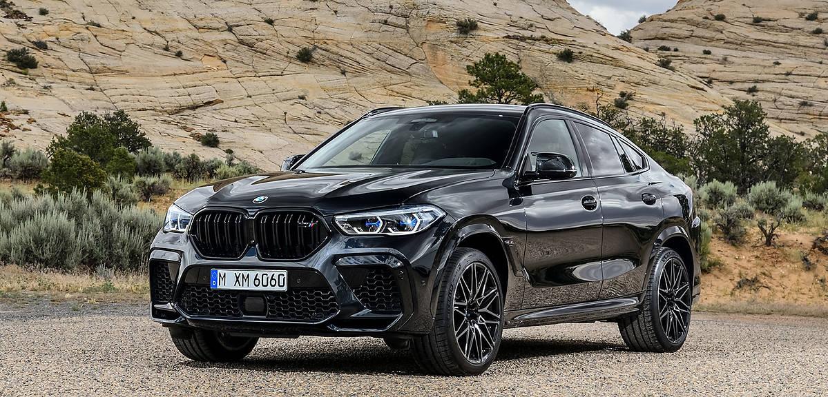 BMW X6 M F96 600 KM
