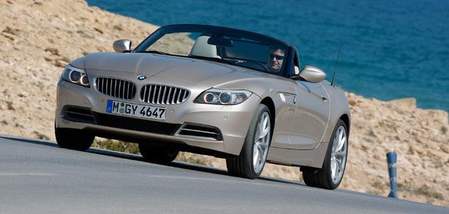 BMW Z4 E89 35i 306 KM
