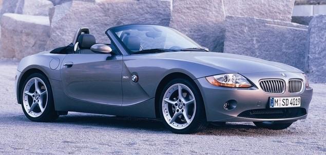 BMW Z4 E85 30i 231 KM