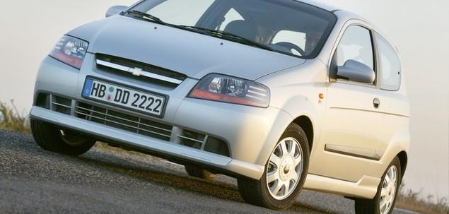 Chevrolet Aveo I 1.2 72 KM