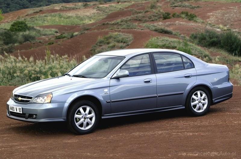 Chevrolet Evanda 2.0 16v 131 KM