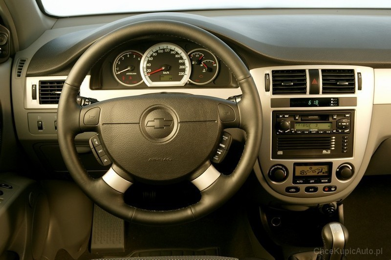 Chevrolet Lacetti 1.4 16v 94 KM