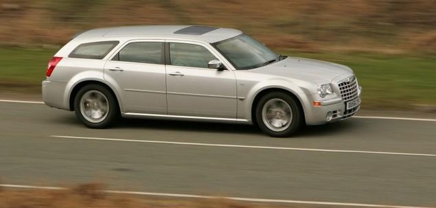 Chrysler 300C 3.0 CRD 218 KM