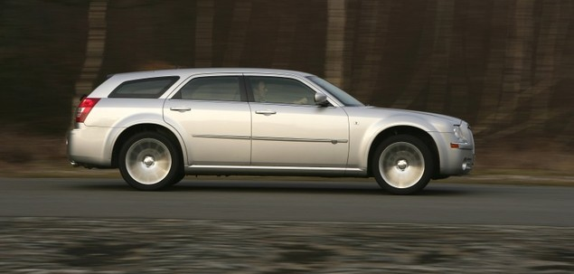 Chrysler 300C FL 3.0 CRD 218 KM