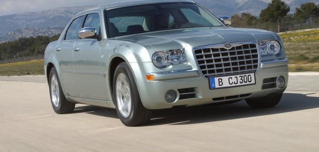 Chrysler 300C 3.5 253 KM