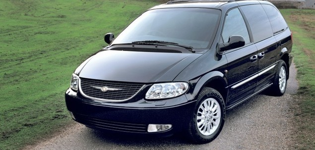 chrysler grand voyager iv 3 3 174 km 2004 van skrzynia. Black Bedroom Furniture Sets. Home Design Ideas
