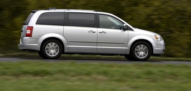 Chrysler Grand Voyager V 2.8 CRD 163 KM