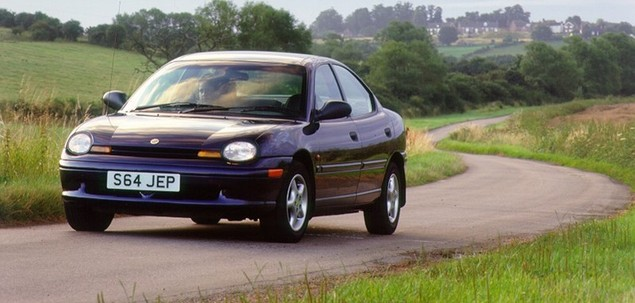 Chrysler Neon I 2.0 132 KM