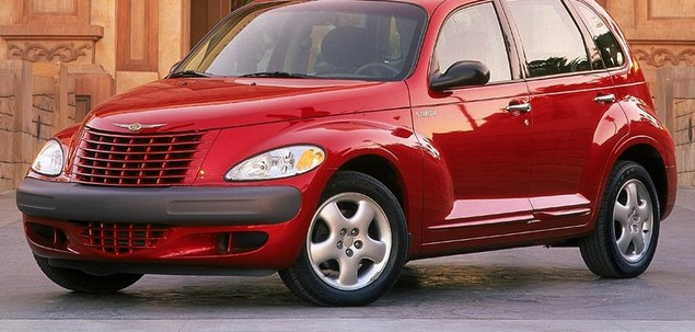 chrysler pt cruiser i 2 2 crd 121 km 2004 hatchback 5dr skrzynia r czna nap d przedni. Black Bedroom Furniture Sets. Home Design Ideas