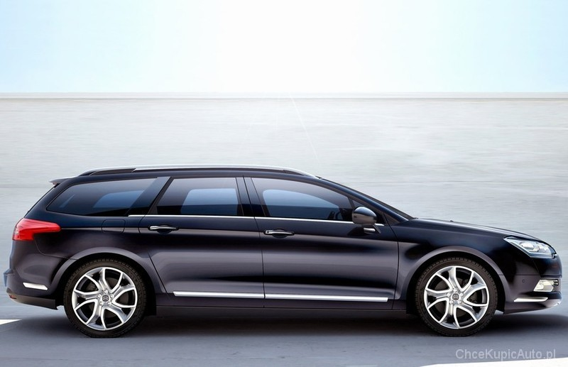 citroen c5 ii 3 0 hdi fap v6 240 km 2010 kombi skrzynia. Black Bedroom Furniture Sets. Home Design Ideas