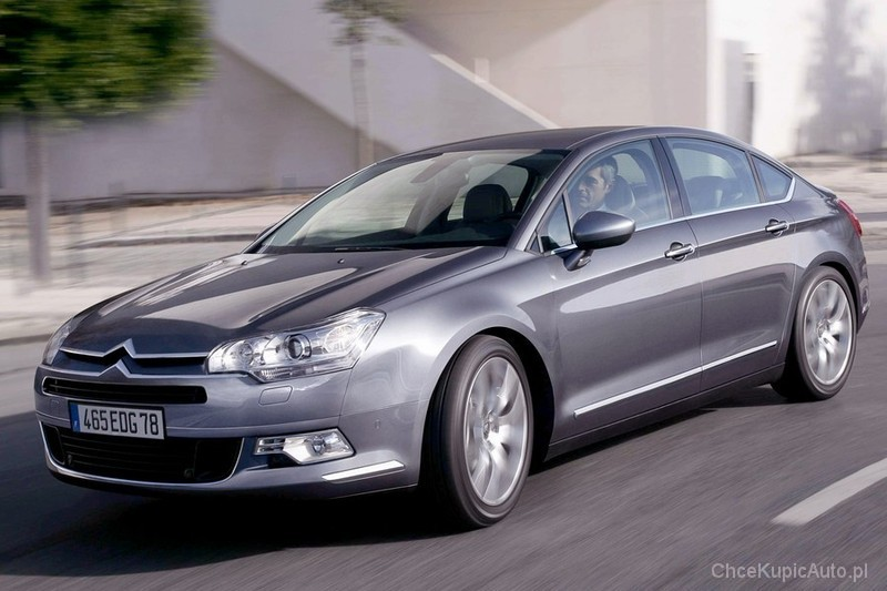 citroen c5 ii 3 0 hdi fap v6 240 km 2012 sedan skrzynia. Black Bedroom Furniture Sets. Home Design Ideas