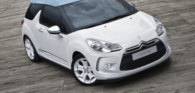 citroen ds3 i 1 6 vti 120 km 2009 hatchback 3dr skrzynia automat nap d przedni. Black Bedroom Furniture Sets. Home Design Ideas