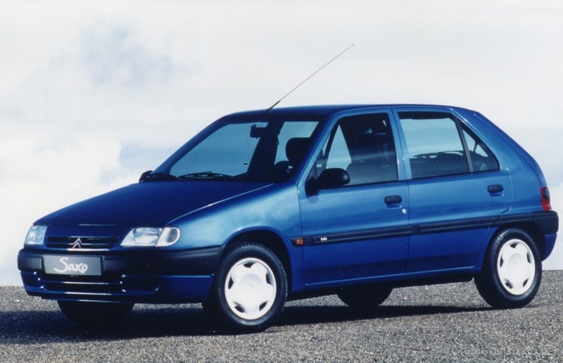 citroen saxo i 1 0 x 45 km 1999 hatchback 5dr skrzynia. Black Bedroom Furniture Sets. Home Design Ideas