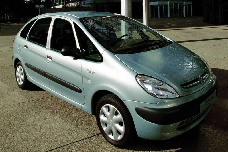 citroen xsara picasso i 1 6 hdi 90 km 2010 van skrzynia r czna nap d przedni zdj cie 13. Black Bedroom Furniture Sets. Home Design Ideas