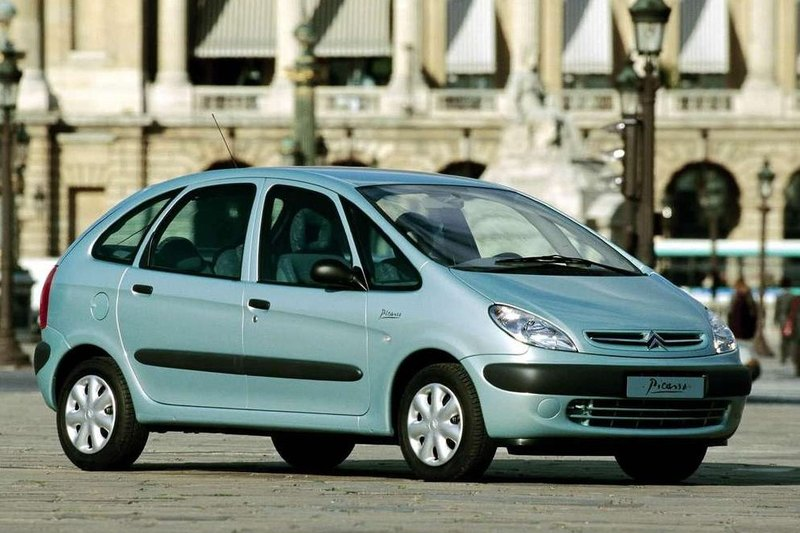 citroen xsara picasso i 2 0 hdi 90 km 2004 van skrzynia r czna nap d przedni zdj cie 14. Black Bedroom Furniture Sets. Home Design Ideas