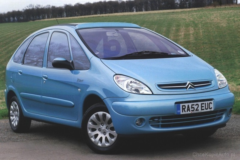 citroen xsara picasso i 2 0 hdi 90 km 2002 van skrzynia. Black Bedroom Furniture Sets. Home Design Ideas