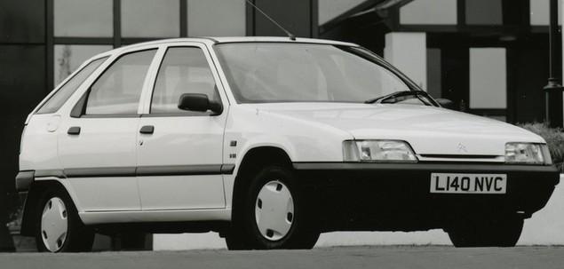 Citroen ZX I 1.4i 75 KM