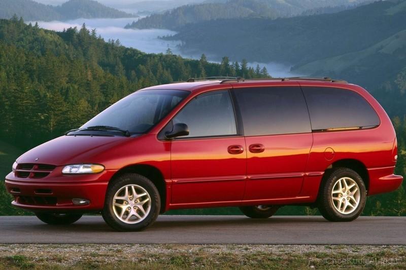 Dodge Caravan III 2.4 150 KM