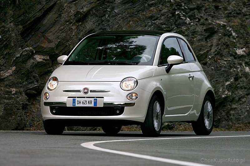 Fiat 500 II 1.4 100 KM