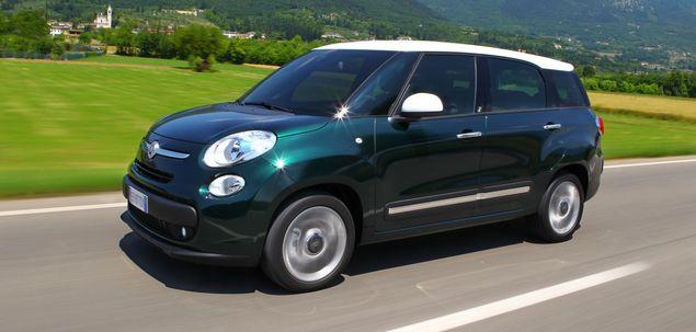 Fiat 500L Living 1.6 Mjet 120 KM
