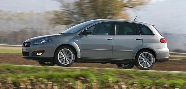 Fiat Croma II 1.9 JTD 150 KM