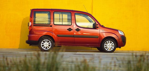 Fiat Doblo I FL 1.9 Mjet 120 KM