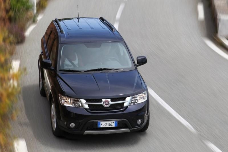 Fiat Freemont 2.0 Multijet 170 KM