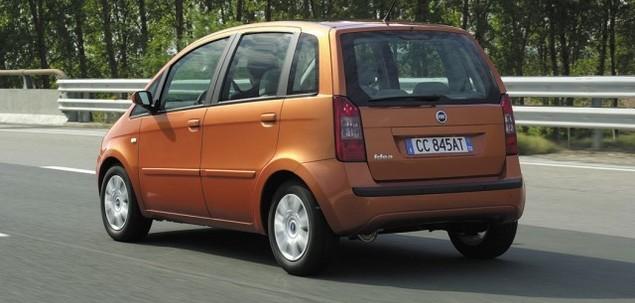 Fiat Idea I 1.4 95 KM