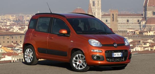 Fiat Panda III 1.2 69 KM