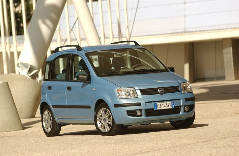 Fiat Panda II 1.3 Mjet 75 KM