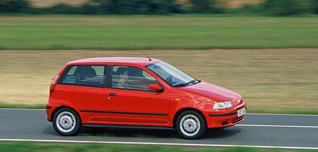 Fiat Punto I 1.7 TD 70 KM