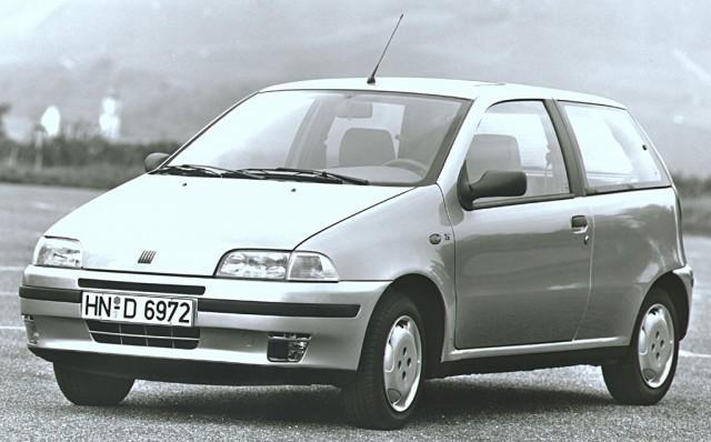Fiat Punto I 1.4 Turbo 133 KM