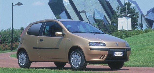 Fiat Punto II 1.2 60 KM
