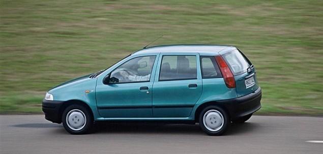 Fiat Punto I 1.1 54 KM