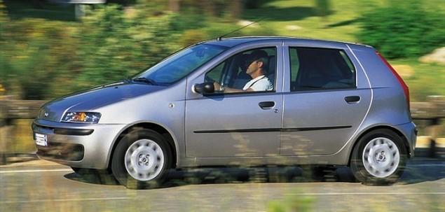 Fiat Punto II 1.2 16v 80 KM