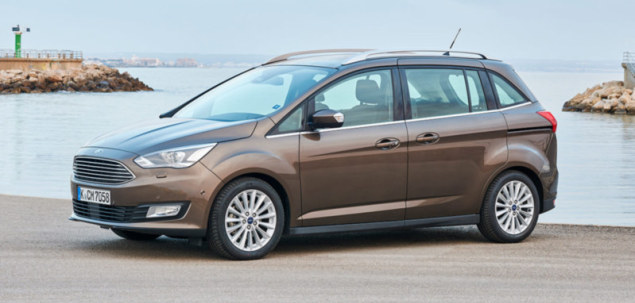 ford c max ii fl 1 5 ecoboost 150 km 2015 van skrzynia automat nap d przedni. Black Bedroom Furniture Sets. Home Design Ideas