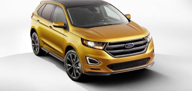 Ford Edge I 2.0 TDCI 180 KM