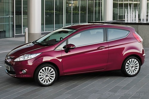 ford fiesta mk7 1 6 tdci 95 km 2012 hatchback 3dr skrzynia. Black Bedroom Furniture Sets. Home Design Ideas