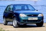 Ford Fiesta V 1.8 DI 75 KM