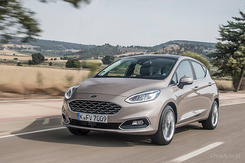 ford fiesta mk8 vignale 1 0 ecoboost 100 km 2017 hatchback 5dr skrzynia r czna nap d przedni. Black Bedroom Furniture Sets. Home Design Ideas