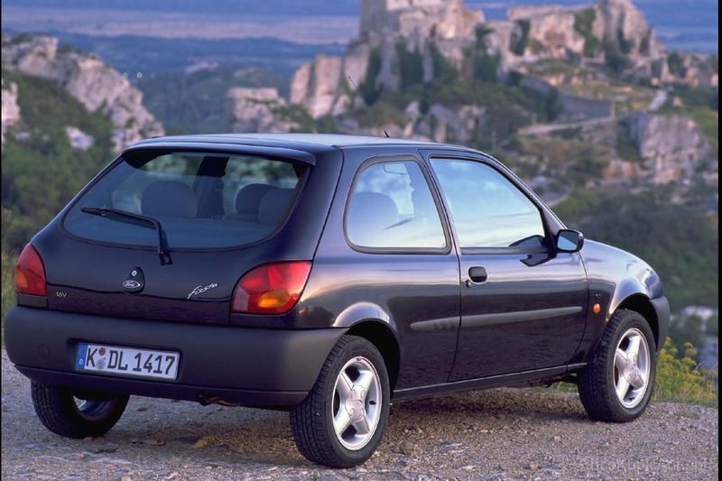 ford fiesta mk4 75 km 1996 hatchback 3dr skrzynia r czna nap d przedni zdj cie 5. Black Bedroom Furniture Sets. Home Design Ideas