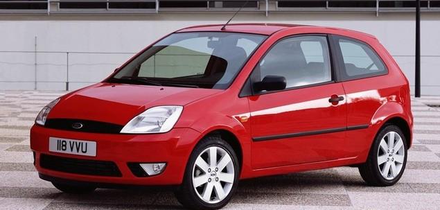 Ford Fiesta Mk6 2.0 ST 150 KM
